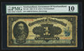 Canadian Currency: , St. John's, NF- Government of Newfoundland $1 Jan. 2, 1920 Ch. #NF-12b. ...