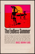 """Movie Posters:Sports, The Endless Summer (Bruce Brown Films, 1966). Special Poster (11"""" X 17""""). Sports.. ..."""