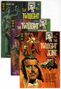 Silver Age (1956-1969):Horror, Twilight Zone Group (Gold Key, 1966-72) .... (Total: 13 ComicBooks)