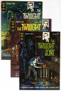 Silver Age (1956-1969):Horror, Twilight Zone Group (Gold Key, 1963-70) .... (Total: 7 Comic Books)