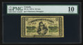 Canadian Currency: , DC-1a 25 Cents 1870. ...