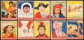 "Non-Sport Cards:Lots, 1933-41 Goudey ""Indians"" Collection (50). ..."