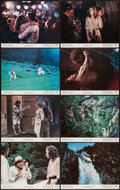"""Movie Posters:Adventure, Romancing the Stone (20th Century Fox, 1984). Lobby Card Set of 8(11"""" X 14""""). Adventure.. ... (Total: 8 Items)"""
