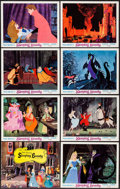 "Movie Posters:Animation, Sleeping Beauty (Buena Vista, R-1970). Lobby Card Set of 8 (11"" X 14""). Animation.. ... (Total: 8 Items)"