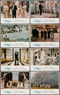"Movie Posters:Academy Award Winners, The Sound of Music (20th Century Fox, R-1973). Lobby Card Set of 8 (11"" X 14""). Academy Award Winners.. ... (Total: 8 Items)"