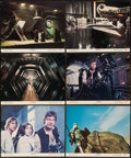 "Movie Posters:Science Fiction, Star Wars (20th Century Fox, 1977). Lobby Cards (6) (11"" X 14""). Science Fiction.. ... (Total: 6 Items)"