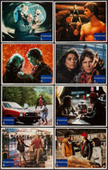 """Movie Posters:Science Fiction, Starman (Columbia, 1984). Lobby Card Set of 8 (11"""" X 14""""). Science Fiction.. ... (Total: 8 Items)"""