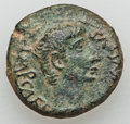 Ancients:City Coins, Ancients: Berytus, Phoenicia. Augustus (27 BC - AD 14). Æ 24mm(10.60 gm). ...