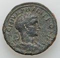 Ancients:City Coins, Ancients: Neapolis, Samaria. Philip II (247 - 249 AD). Æ 26mm(14.06 gm)....