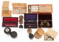 Timepieces:Other , A Lot Of Twelve Watchmakers Kits & Tools. ... (Total: 12 Items)