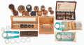 Timepieces:Other , A Lot Of Thirteen Pieces Of Watchmaker's Tools. ... (Total: 13 Items)