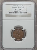 Lincoln Cents: , 1922 No D 1C Strong Reverse Fine 12 NGC. PCGS Population(304/3565). Numismedia Wsl. Price for problem ...