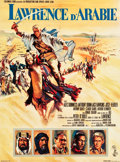 "Movie Posters:Academy Award Winners, Lawrence of Arabia (Columbia, 1962). French Affiche (22.5"" X30.5"").. ..."
