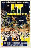 """Movie Posters:Science Fiction, It Came from Beneath the Sea (Columbia, 1955). One Sheet (27"""" X41"""").. ..."""