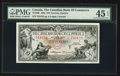 Canadian Currency: , Toronto, ON- The Canadian Bank of Commerce $10 Jan. 2, 1935 Ch. #75-18-08. ...