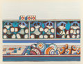 Prints, WAYNE THIEBAUD (American, b. 1920). Toy Counter (from the Seven Still-Lifes and a Rabbit series), 1970/1971. Screenp...