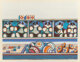 WAYNE THIEBAUD (American, b. 1920) Toy Counter (from the Seven Still-Lifes and a Rabbit series), 1970/1971 Screenp