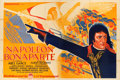 "Movie Posters:War, Napoleon (Paramount, R-1935). French Double Grande (62.5"" X 94"")....."