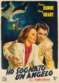 "Movie Posters:Drama, Penny Serenade (Columbia, 1946). First Post-War Release Italian 4 -Foglio (55"" X 78"").. ..."