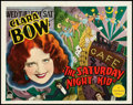 "Movie Posters:Comedy, The Saturday Night Kid (Paramount, 1929). Title Lobby Card (11"" X14"").. ..."