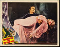 "Movie Posters:Horror, Frankenstein Meets the Wolf Man (Universal, 1943). Lobby Card (11""X 14"").. ..."