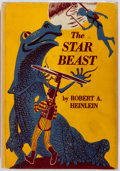 Books:Science Fiction & Fantasy, Robert A. Heinlein. The Star Beast. New York: Scribner's, 1954. First edition. Publisher's binding in dust jacket. J...