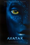 """Movie Posters:Science Fiction, Avatar (20th Century Fox, 2009). Lenticular One Sheet (27"""" X 40"""")Advance.. ..."""