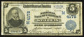 National Bank Notes:Missouri, Saint Louis, MO - $5 1902 Date Back Fr. 592 The NB of Commerce Ch.# (M)4178. ...