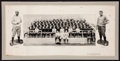 Football Collectibles:Photos, 1927 Notre Dame Football Team Photograph Supplement....
