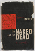 Books:Literature 1900-up, Norman Mailer. The Naked and the Dead. New York: Rinehartand Company, [1948]. First edition. Publisher's binding an...