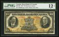 Canadian Currency: , Montreal, PQ- The Royal Bank of Canada $5 Jan. 3, 1927 Ch. #630-14-04; $10 Jan. 3, 1927 Ch. # 630-14-08; $5 Jan. 2, 1935 Ch...(Total: 4 notes)