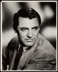 """Cary Grant (Warner Brothers, 1947). Portrait Photo (11"""" X 14"""")"""