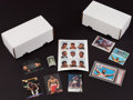 Boxing Cards:General, Large 1960's-2000's Muhammad Ali Stamps and Cards Collection (800+) With Sets. ...