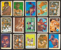 Boxing Cards:General, Vintage Japanese Playing Card Muhammad Ali Collection (15). ...