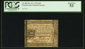 Colonial Notes:Pennsylvania, Pennsylvania October 25, 1775 2s 6d PCGS About New 53.. ...