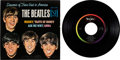 Music Memorabilia:Recordings, Beatles Souvenir of Their Visit to America (Vee-Jay 1-903,1964)....