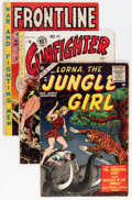 Golden Age (1938-1955):Miscellaneous, Comic Books - Assorted Golden Age Comics Group (Various Publishers, 1950s).... (Total: 6 Comic Books)
