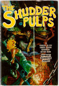 Books:Reference & Bibliography, Robert Kenneth Jones. INSCRIBED. The Shudder Pulps: A History ofthe Weird Menace Magazines of the 1930s. [West Linn...