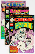 Bronze Age (1970-1979):Cartoon Character, Casper Strange Ghost Stories #1-14 File Copy Group (Harvey,1974-77) Condition: NM-.... (Total: 36 Comic Books)