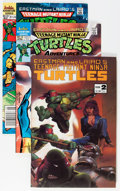 Modern Age (1980-Present):Superhero, Teenage Mutant Ninja Turtles Box Lot (Mirage Studios, 1980s-'90s)Condition: Average NM-....