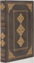 Books:Literature 1900-up, Arthur Miller. SIGNED/LIMITED. Collected Plays. FranklinCenter: Franklin Library, 1980. Limited edition signed by t...