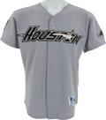 Baseball Collectibles:Uniforms, 1994 Craig Biggio Game Worn Houston Astros Jersey....