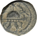 Ancients:Judaea, Ancients: HERODIANS. Herod I the Great (40-4 BC). Æ 8prutot (22mm, 5.61 gm, 1h)....