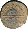 Ancients:Judaea, Ancients: HERODIANS. Herod I the Great (40-4 BC). Æ 8prutot (22mm, 7.17 gm, 12h)....