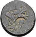 Ancients:Roman Provincial , Ancients: SYRIA. Seleuceia in Pieria. 1st Century BC. Æ 20 X 22mm(8.46 gm, 12h). ...