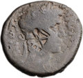 Ancients:Judaea, Ancients: 10th Fretensis Roman Legion (late 1st - early 2ndcenturies AD). AE dupondius of Antioch, Syria (28mm, 13.39 gm,12h)....
