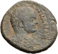 Ancients:City Coins, Ancients: Joppa, Judaea. Elagabalus (AD 218-222). Æ 26mm (10.25 gm, 6h). ...