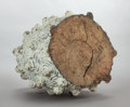 Post-War & Contemporary:Sculpture, GRAHAM MARKS (American, b. 1951). Untitled (Geode). Ceramic,steel nuts and bolts. 33 x 26 x 32 inches (83.8 x 66.0 x 81...
