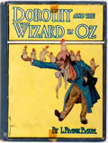 Books:Children's Books, L. Frank Baum. Dorothy and the Wizard in Oz. Chicago: Reilly& Lee, [1908]. Reprint. Signed by Baum's grandson, Ro...