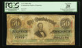 Confederate Notes:1863 Issues, T57 $50 1863 PF-6 Cr. 411.. ...